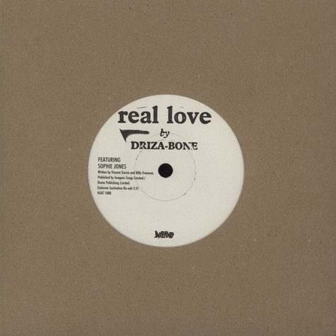 Driza Bone - Real Love