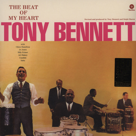 Tony Bennett - Beat Of My Heart