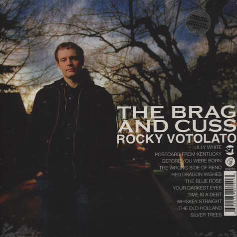 Rocky Votolato - Brag And Cuss