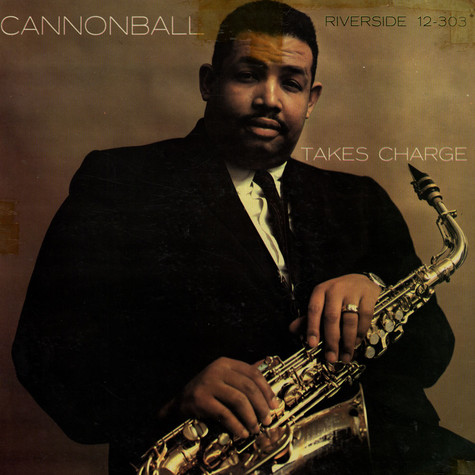 Cannonball Adderley Quartet, The - Cannonball Takes Charge