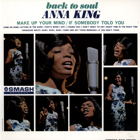Anna King - Back To Soul