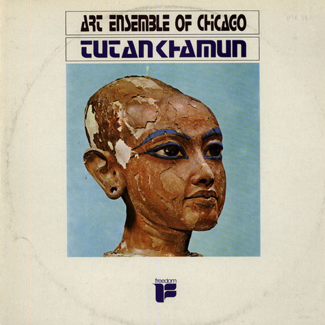 Art Ensemble Of Chicago, The - Tutankhamun