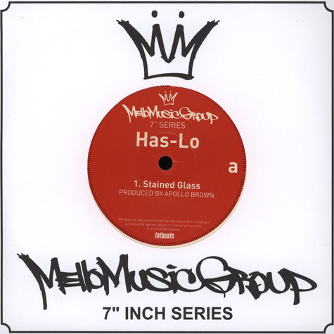 "Has-Lo - Mello Music Group 7"" Series Volume 5"
