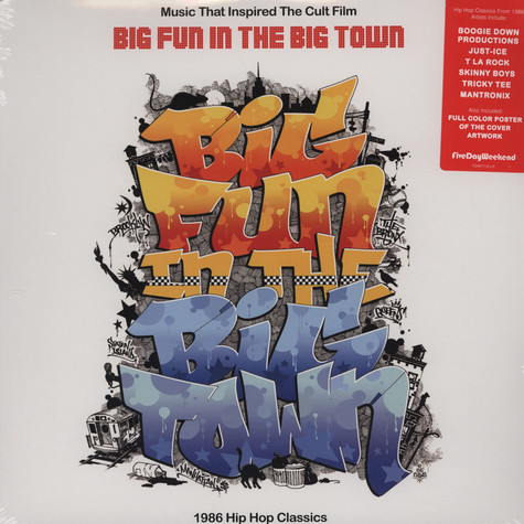 V.A. - OST Big Fun In The Big Town