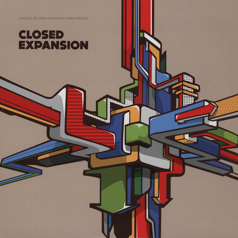 Cascade Records and Resistant Mindz present - Closed Expansion