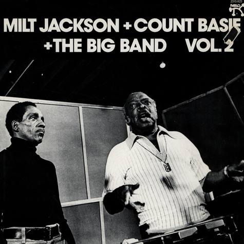 Milt Jackson, Count Basie & The Big Band - Volume 2