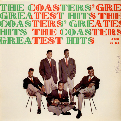 Coasters, The - The Coasters' Greatest Hits