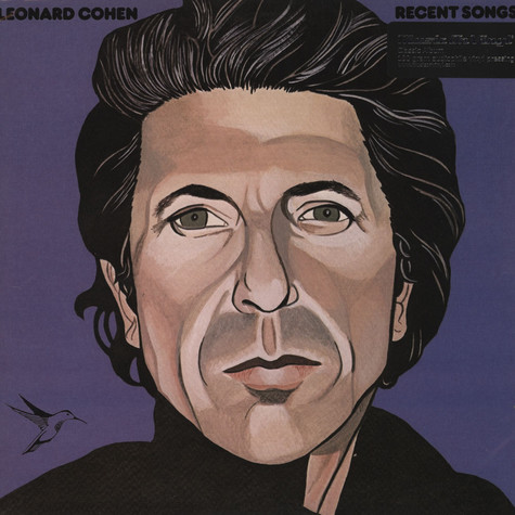 Leonard Cohen - Recent Songs