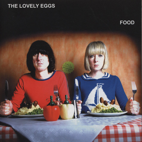 Lovely Eggs, The - Food