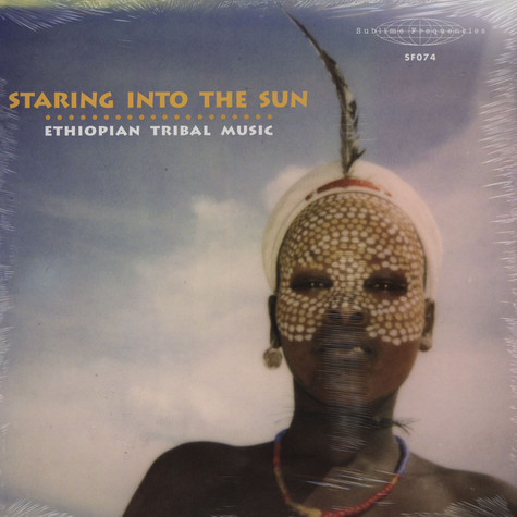 V.A. - Staring Into The Sun: Ethiopian Tribal Music