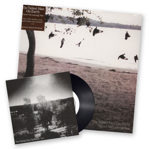 """Tallest Man On Earth - There's No Leaving Now 1904 7"""" Bundle"""