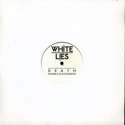White Lies - Death Chase & Status Remix
