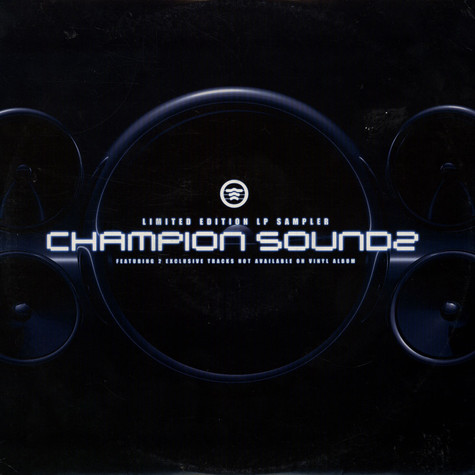 Sonic & Silver / Supply & Demand - Champion Soundz LP Sampler