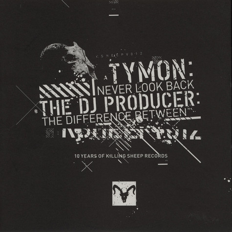 Tymon / The Dj Producer - Never Look Back / The Difference Between