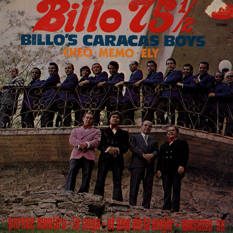 Billo's Caracas Boys - Billo 75 1/2
