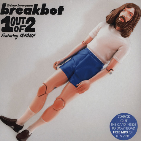 Breakbot - One Out Of Two EP