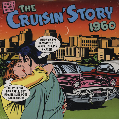 V.A. - The Cruisin Story 1960