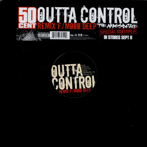 50 Cent / Mobb Deep - Outta Control (Remix)