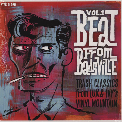 V.A. - The Beat From Badsville Voume.1