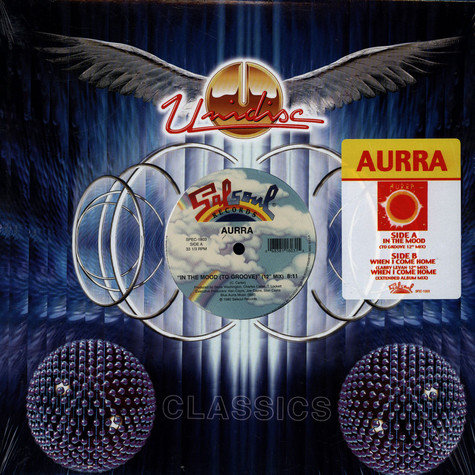 Aurra - In The Mood (To Groove)
