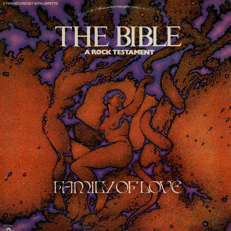 Family Of Love - The Bible: A Rock Testament