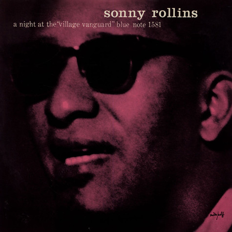 Sonny Rollins - A Night At The Village Vanguard Volume