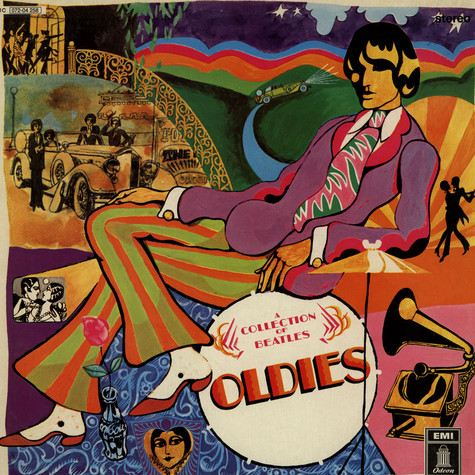 Beatles, The - A Collection Of Beatles Oldies