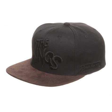 King-Apparel - Warriors Starter Snapback Cap