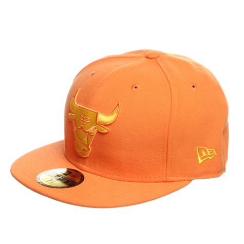 New Era - Chicago Bulls Seasonal Contrast NBA 5950 Cap