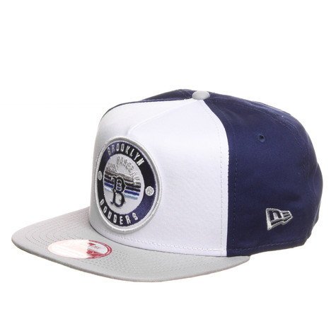 New Era - Brooklyn Dodgers Retro Circle Snapback Cap