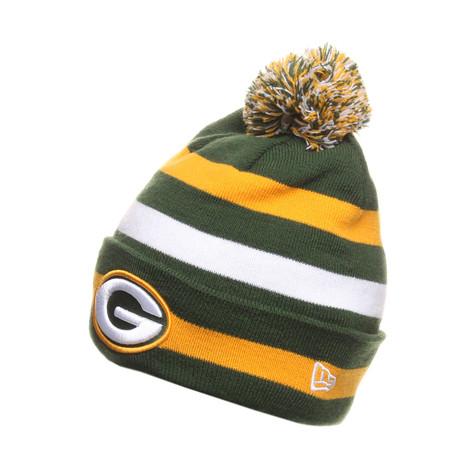 New Era - Green Bay Packers Sport Knit Beanie