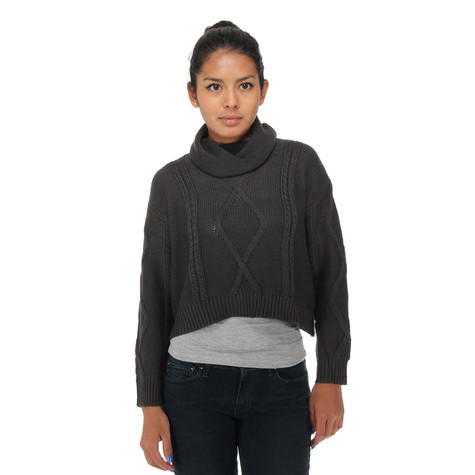 Insight - Colab Cable Turtle Neck Sweater