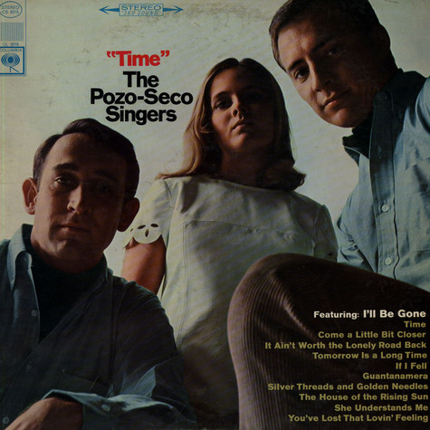 Pozo-Seco Singers, The - Time