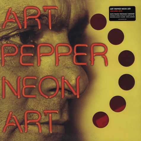 Art Pepper - Neon Art Volume 1