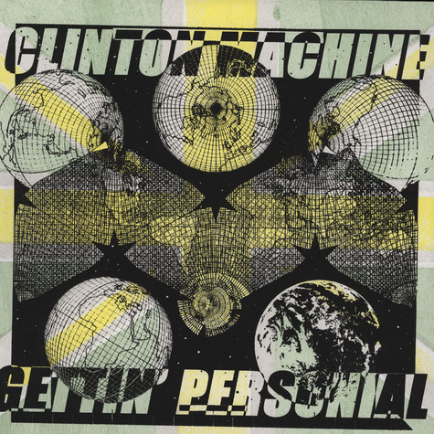 Clinton Machine - Gettin' Personial