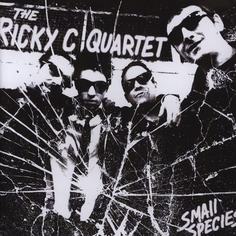 Ricky C Quartet - Small Pieces