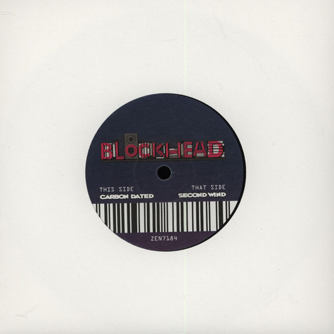 Blockhead - Carbon Dated / Second Wind