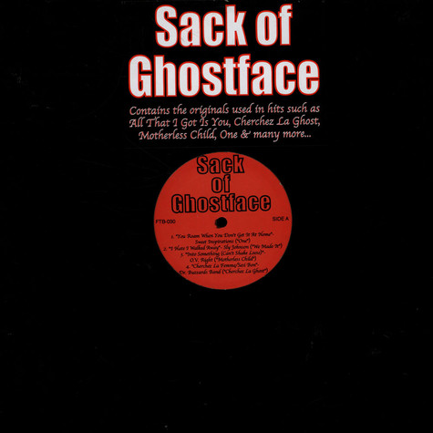 V.A. - Sack Of Ghostface