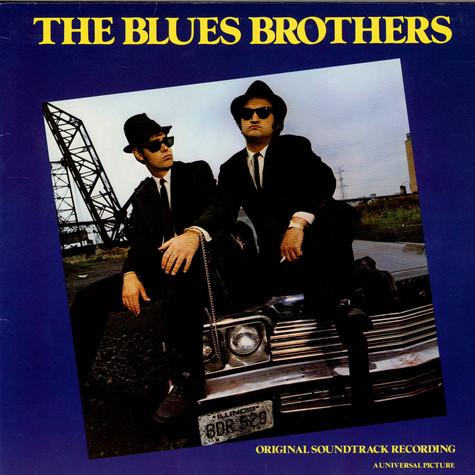 Blues Brothers, The - The Blues Brothers OST