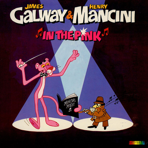 James Galway & Henry Mancini - In The Pink