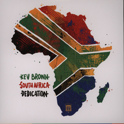 Kev Brown - South Africa Dedication Black Edition