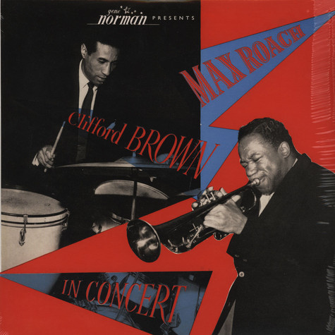 Max Roach & Clifford Brown - In Concert