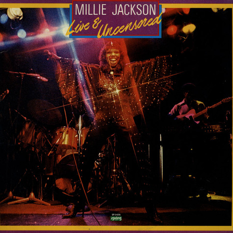 Millie Jackson - Live And Uncensored