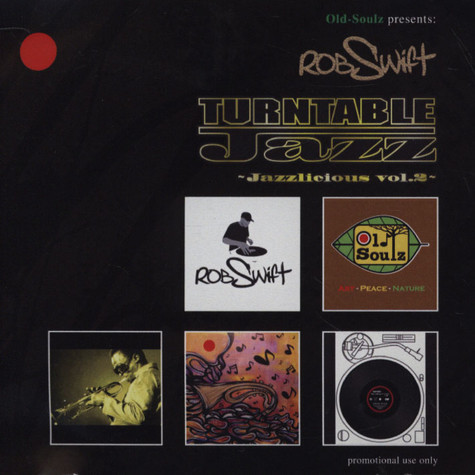 Rob Swift - Turntable Jazz Volume 2