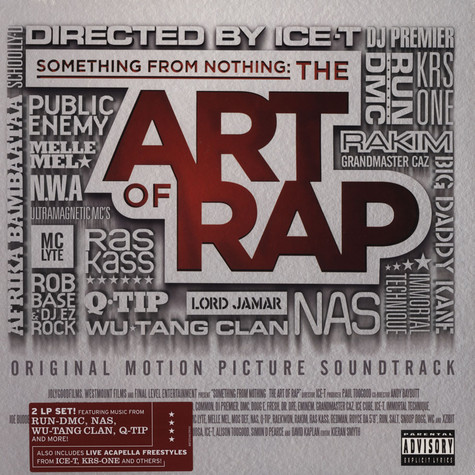 V.A. - Something from Nothing: The Art of Rap