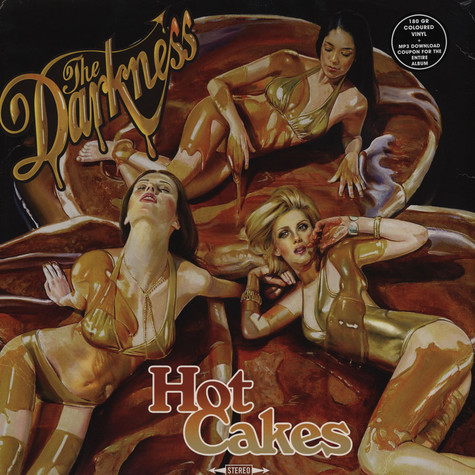 Darkness, The - Hot Cakes