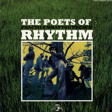 Poets Of Rhythm, The - Practice What You Preach