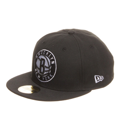 New Era - Brooklyn Nets Secondary Logo 5950 Cap