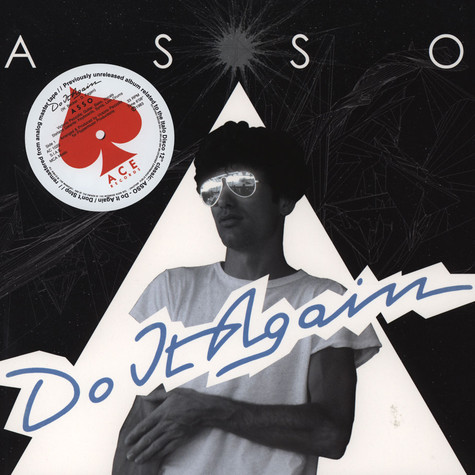 Asso - Do It Again LP