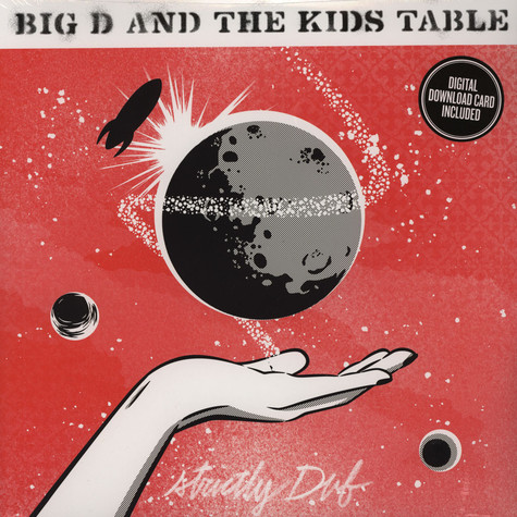 Big D & The Kids Table - Built Up From Nothing: Strictly Dub